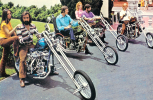 Choppers in the 60's