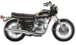 Image result for yamaha XS650 motorcycle