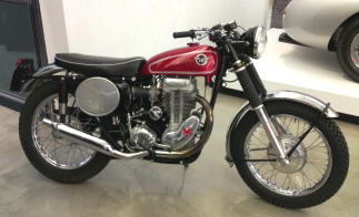 1964 Matchless G80 TCS Typhoon