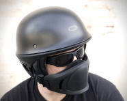 Traditional Style Motorcycle Helmets