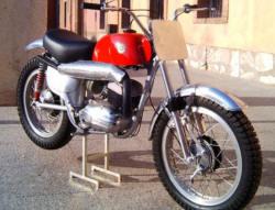 Bultaco Motorcycles & Bultaco Parts For Sale
