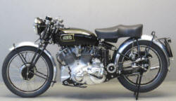 1949 Vincent Rapide Series B