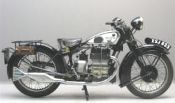 1930 Matchless Silver Arrow