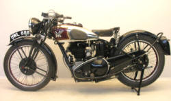 1939 Matchless G90 Super Clubman