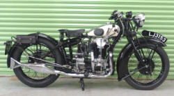 1931 Matchless Silver Hawk