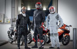 Motorcycle Suit Selection