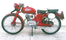 1952 Laverda 75cc Racing
