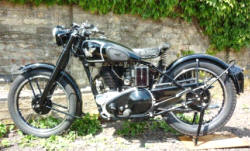1946 Matchless G80