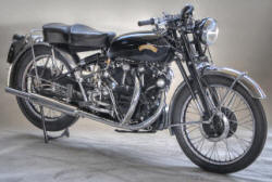 1948 Vincent Black Shadow Series C